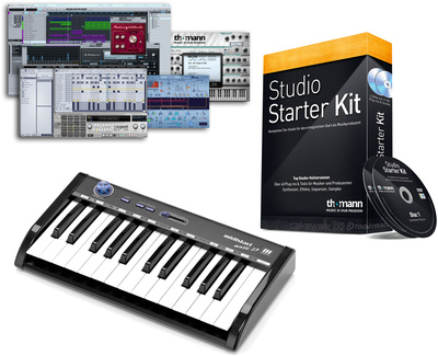 Miditech Midistart Music 25 Soft.Bundle