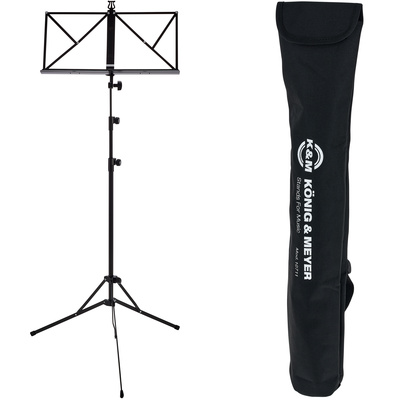 K&M 100/5 XL Music Stand Set