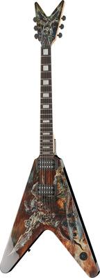 Dean Guitars Eric Peterson Hunter V