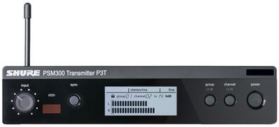 Shure P3T PSM 300 T11 B-Stock