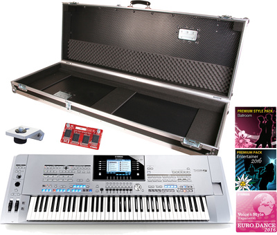 Yamaha Tyros 5-76 Stage Set