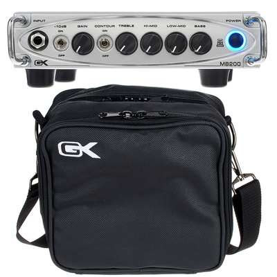 Gallien Krueger MB-200 Bundle