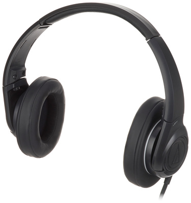 Audio-Technica ATH-AX3iSBK B-Stock
