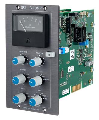 SSL 500-Series Bus Compres B-Stock