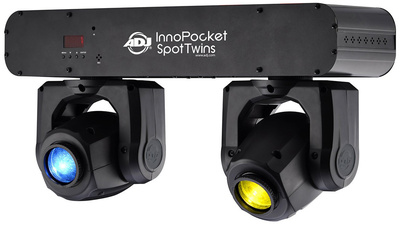 ADJ Inno Pocket Spot Twins B-Stock