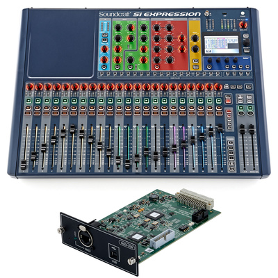 Soundcraft SiEx2 MADI-USB Bundle