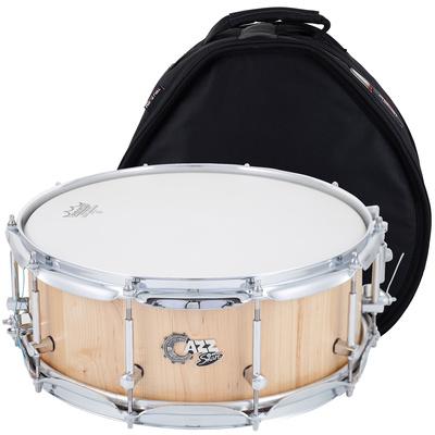 "CAZZ Snare 14"" x 5,5"" Maple Bundle"