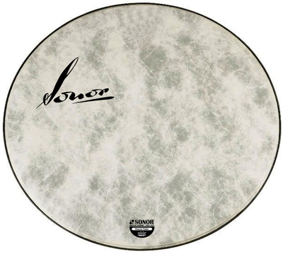 Sonor NP22B/L Bass Reso Head Natural