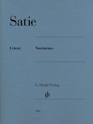 Henle Verlag Satie Nocturnes