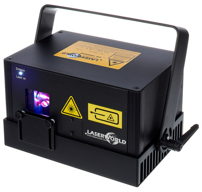 Laserworld DS-1800 RGB B-Stock