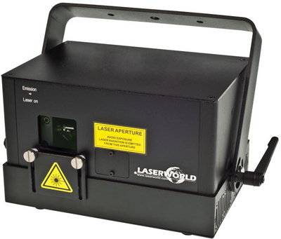 Laserworld DS-3300 RGB B-Stock