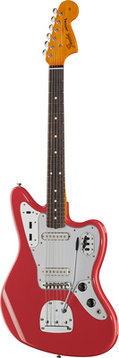 Fender CLSC 60s Jaguar LAQ RW FRD