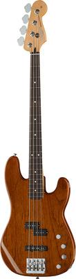 Fender DLX ACT P Bass RW NAT Okoume