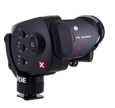 Rode Stereo VideoMic X B-Stock