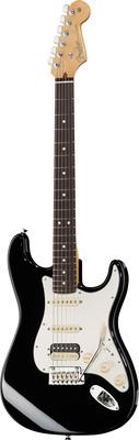 Fender AM STD HSS Strat Shaw RW BLK