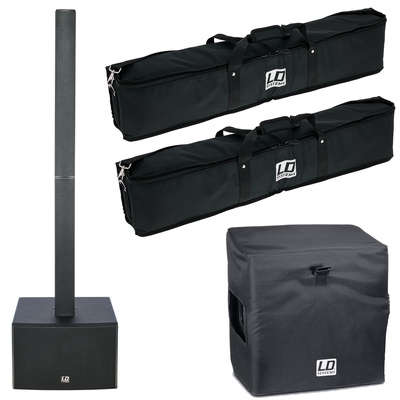 LD Systems Maui 44 Bundle