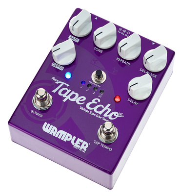Wampler Faux Tape Echo Delay B-Stock
