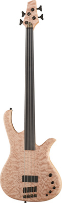 Human Base Jonas 4 FL Maple Fretless