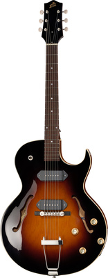 The Loar LH-302T CVS Thinbody Archtop