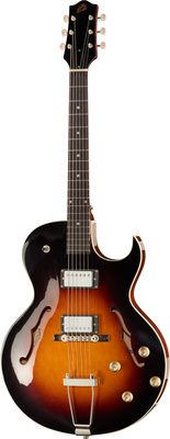 The Loar LH-304T CVS Thinbody Archtop