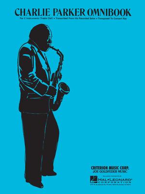 Atlantic Music Charlie Parker Omnibook C