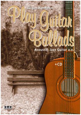 AMA Verlag Play Guitar Ballads