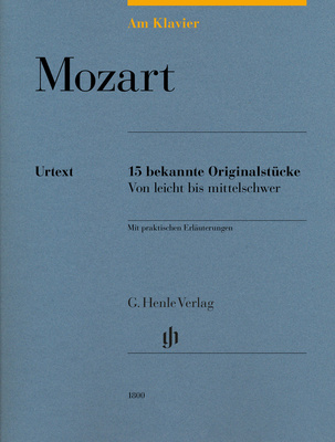 Henle Verlag Am Klavier Mozart