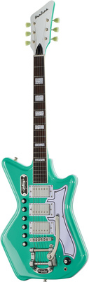 Eastwood Guitars Airline 59 Custom 3P DLX SFG