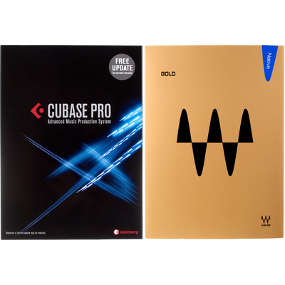 Steinberg Cubase Pro 9 Waves Gold Set