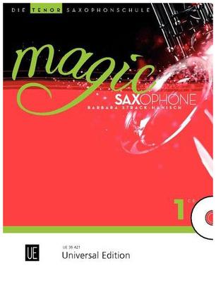 Universal Edition Magic Saxophone Vol.1 T-Sax