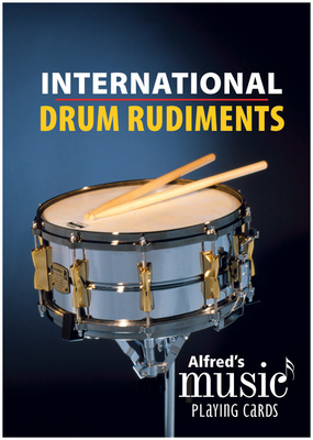 Alfred Music Publishing International Drum Rudiments
