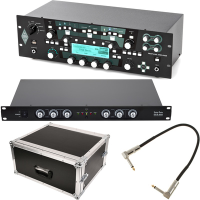 Kemper Profiling Amplifier Rac Bundle