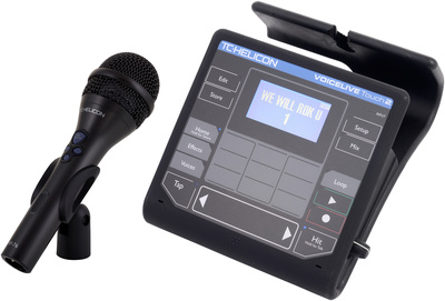 TC-Helicon VoiceLive Touch 2 MP76 Bundle