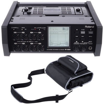 Roland R-88 Bag Bundle