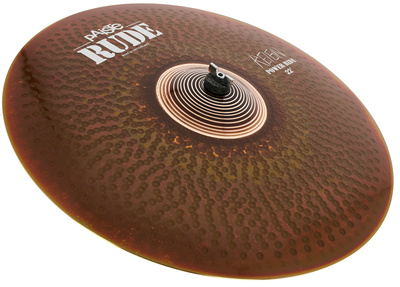 "Paiste 22"" Rude Power Ride The Reign"