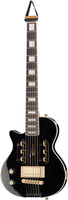 Traveler Guitars Traveler EG-1 Custom V2 LH BK