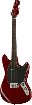 Eastwood Guitars Warren Ellis Tenor 1P Cherry