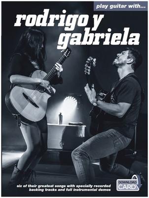 Wise Publications Guitar With Rodrigo Y Gabriela