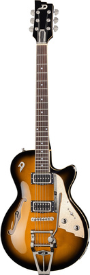 Duesenberg Starplayer TV 2 Tone Sunburst