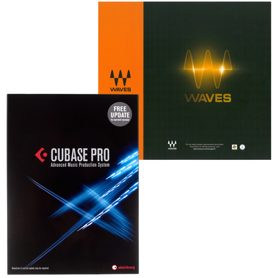 Steinberg Cubase Pro 9 Waves Platinum