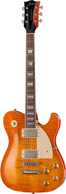 Fano Carved Top TC6 Honey Burst MD