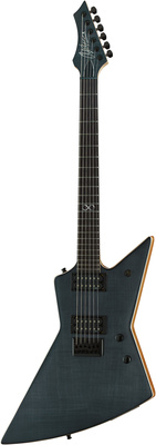 Chapman Guitars Ghost Fret Sat Black
