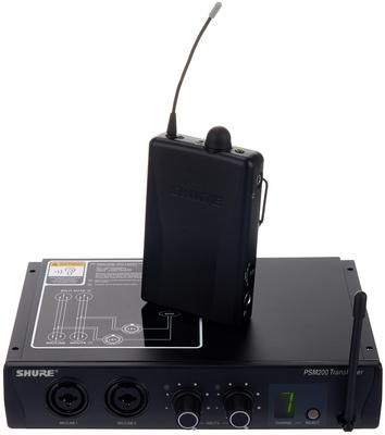 Shure PSM-200 - SE112 Set Q3 B-Stock