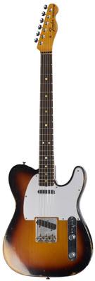 Fender 67 Telecaster Heavy Relic F3SB