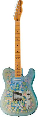 Fender 68 Blue Flower Tele Soft Relic
