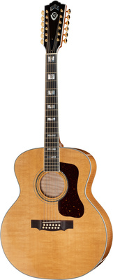Guild F512 Maple Blonde USA