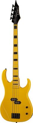 Dean Guitars Custom Zone Bass Yel