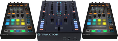Native Instruments Traktor Kontrol Z2 D2 Bundle