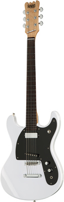 Eastwood Guitars Mach Two White