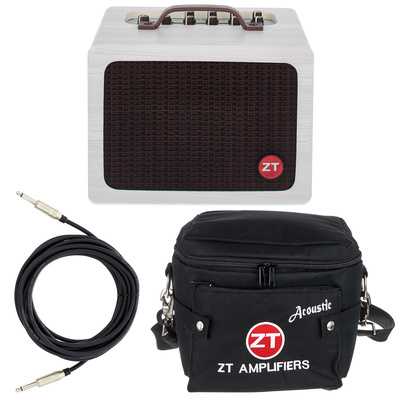 ZT Amplifiers Lunchbox Acoustic Bundle